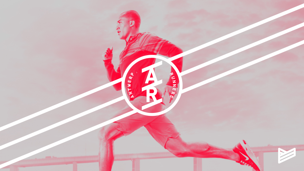 logo Antwerp Runners for runners' lab